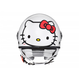 CASCO AXO SUBWAY HELLO KITTY BLANCO