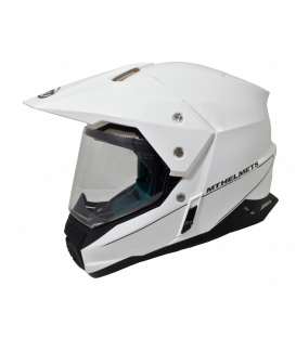 CASCO MT SYNCHRONY SV DUO WHITE