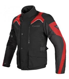 CHAQUETA DAINESE TEMPEST D-DRY ROJA