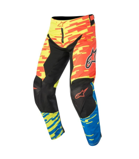 PANTALON ALPINESTARS RACER BRAAP RJ/AZ/AM