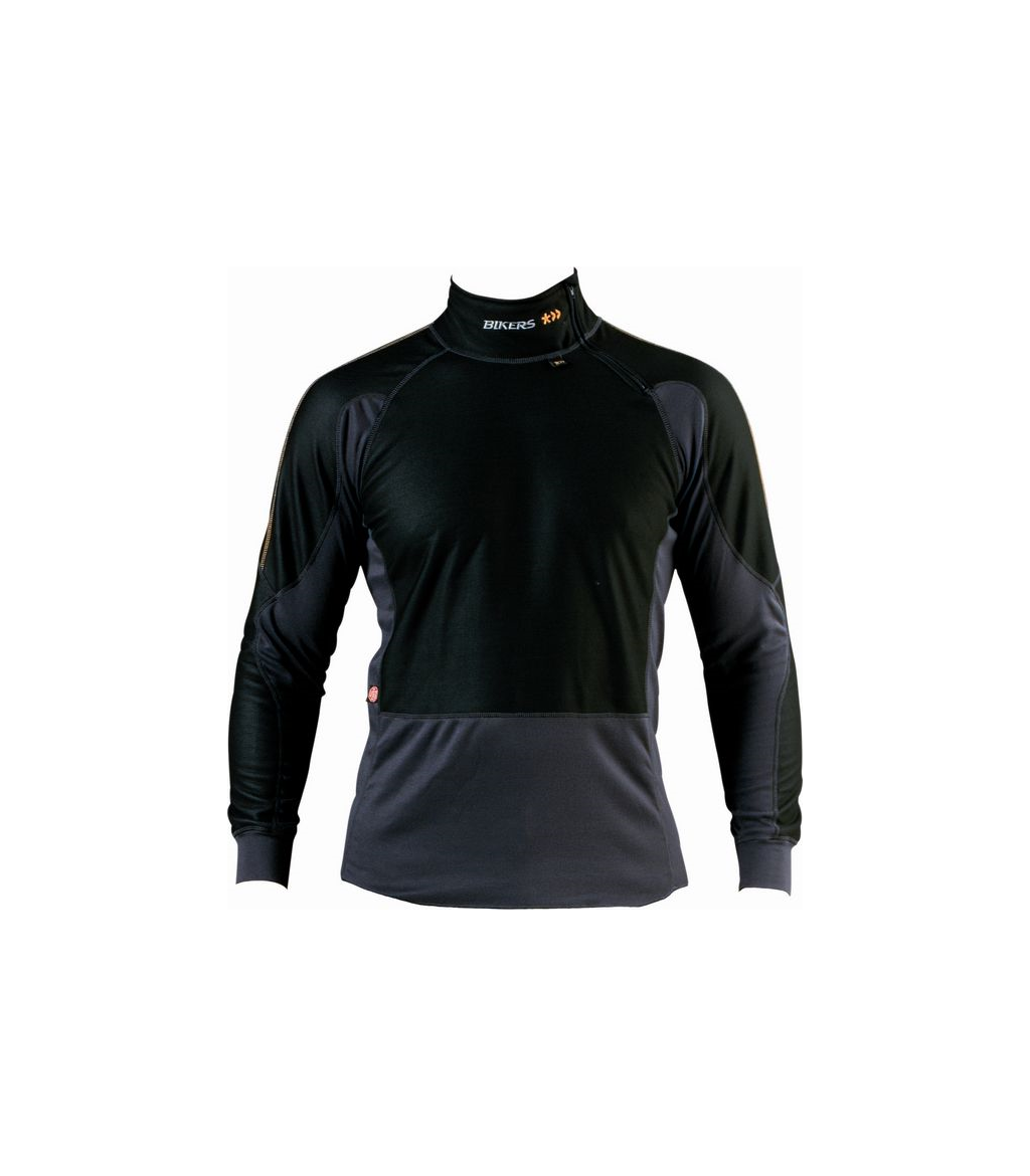 ... CAMISETA TERMICA BIKERS PERFORM WINDSTOPER GUZZI. prev ff2c3513221f8