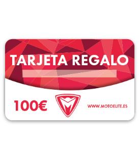TARJETA REGALO DE 100 €