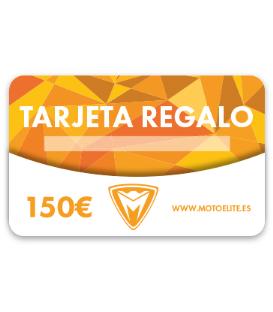 TARJETA REGALO DE 150 €
