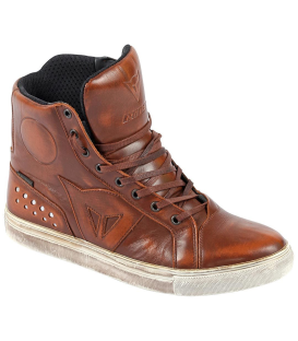 BOTIN DAINESE STREET ROCKER D-WP LIGHT BROWN