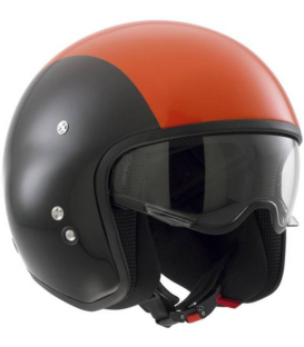CASCO AGV DIESEL HI-JACK BLACK/ORANGE