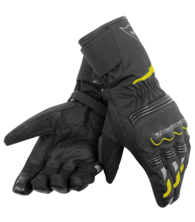 GUANTE DAINESE TEMPEST D-DRY LONG NG/FLUO UNISEX