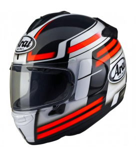 CASCO ARAI CHASER-X COMPETITION RED
