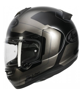 CASCO ARAI AXCES-3 LINE BLACK