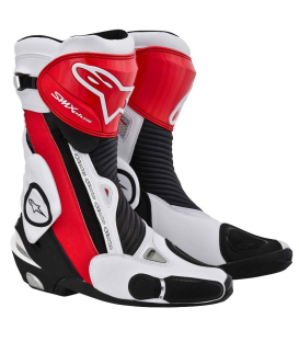 BOTAS ALPINESTAR SMX PLUS BLACK/RED/WHITE