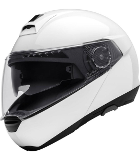 CASCO SCHUBERTH C4 BLANCO BRILLO