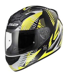 CASCO LS2 ROOKIE INFINITE FF352 BL/NG/FLUO