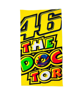 TOALLA  46 THE DOCTOR MOTO GP
