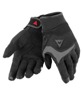 GUANTE DAINESE DESERT POON D1 NEGRO/GRIS