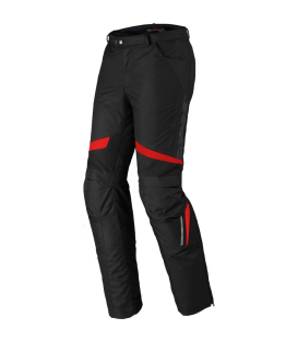 PANTALON SPIDI X-TOUR H2OUT NEGRO/ROJO