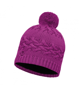 GORRO LANA BUFF MARDI GRAPE