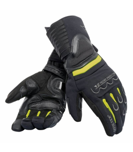 GUANTES DAINESE SCOUT 2 UNISEX GORE-TEX BLACK/FLUO