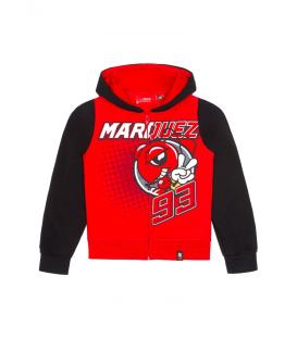 SUDADERA MARQUEZ HORMIGA RED INFANTIL