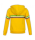 SUDADERA VR46 CLASSIC STRIPES FULL KIDS