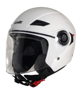 CASCO UNIK CJ-03 BLANCO