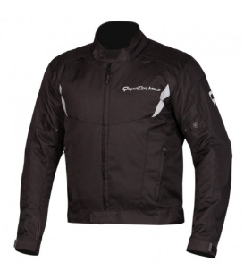 CHAQUETA QUARTER MILE ECLIPSE NEGRA