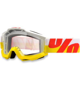 GAFAS 100% IN & OUT YELLOW & RED