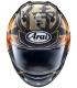 CASCO ARAI RX-7 V PEDROSA SPIRIT GOLD