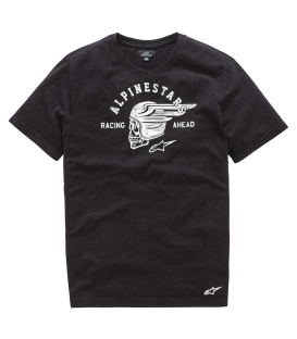 CAMISETA ALPINESTARS RAMP KNIT NEGRA
