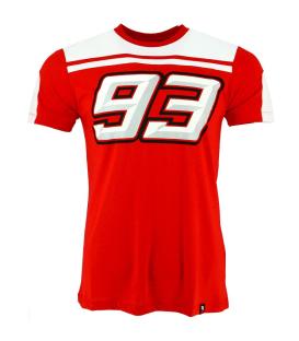 CAMISETA MARQUEZ 93 RED/WHITE