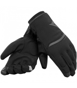 GUANTES DAINESE PLAZA 2 UNISEX D-DRY BLACK