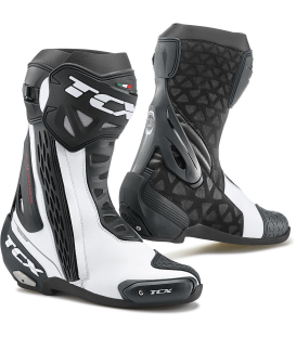 BOTAS TCX RT-RACE NEGRO/BLANCO