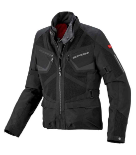 CHAQUETA SPIDI VENTAMAX H2OUT NEGRO