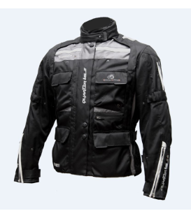CHAQUETA QUARTER MILE TRYSTAR BLACK