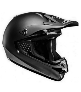 CASCO HJC CS-MX NEGRO MATE