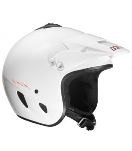 CASCO HEBO JET ZONE BLANCO