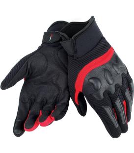 GUANTES DAINESE AIR FRAME NEGRO/ROJO