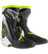 BOTAS ALPINESTAR SMX PLUS BLACK/WHITE/YELLOW FLUO