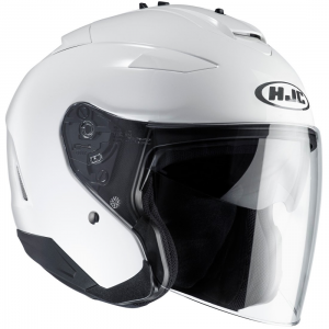 CASCO HJC IS-33 II UNI WHITE