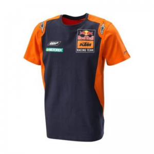 CAMISETA RB KTM OTL NAVY/ORANGE