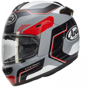 CASCO ARAI AXCES-3 SENSE RED