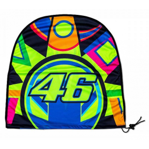 BOLSA CASCO REPLICA VR46 MULTICOLOR