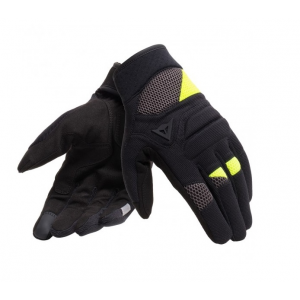 GUANTE DAINESE FOGAL UNISEX NEGRO/FLUO