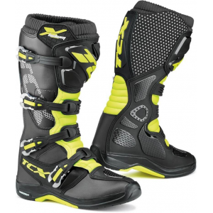 BOTAS TCX X-HELIUM MICHELIN BLACK/YELLOW FLUO
