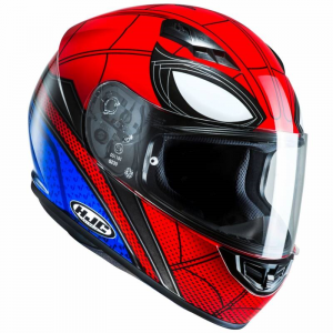 CASCO HJC CS-15 SPIDERMAN HOME COMING