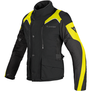 CHAQUETA DAINESE TEMPEST D-DRY LADY FLUOR