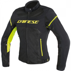 CHAQUETA DAINESE AIR-FRAME D1 NG/FLUO LADY
