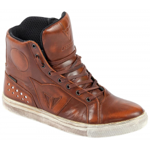 ZAPATILLAS DAINESE STREET ROCKER D-WP LIGHT BROWN
