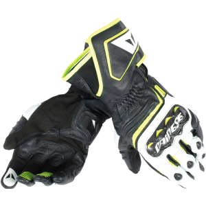 GUANTES DAINESE CARBON D1 LONG NG/BL/FL