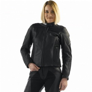 CHAQUETA DAINESE CAGE NEGRA LADY
