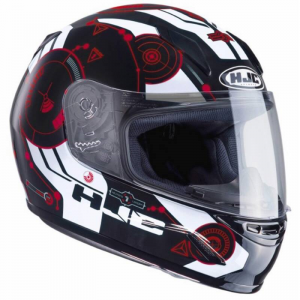 CASCO HJC CL-Y SIMITIC MC1 INFANTIL