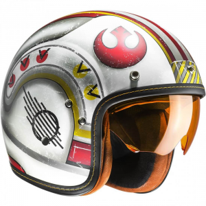 CASCO HJC JET FG-70S X-WING FIGHTER PILOT MC-1F